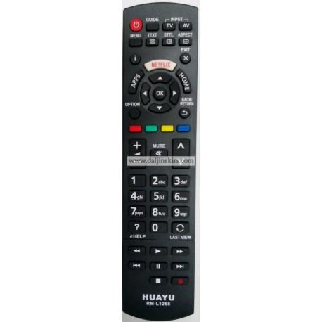 Daljinski za Panasonic RM-L1268 Netflix