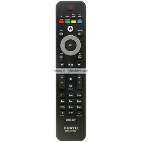 Daljinski za Philips Lcd i Led televizore RM-D1000