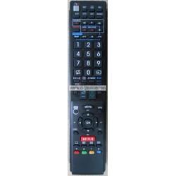 Daljinski za Sharp Netflix RM-L1026+/1