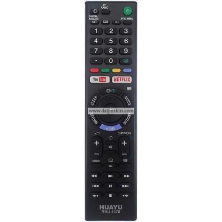 Daljinski za Sony Led i Lcd smart RM-L1370