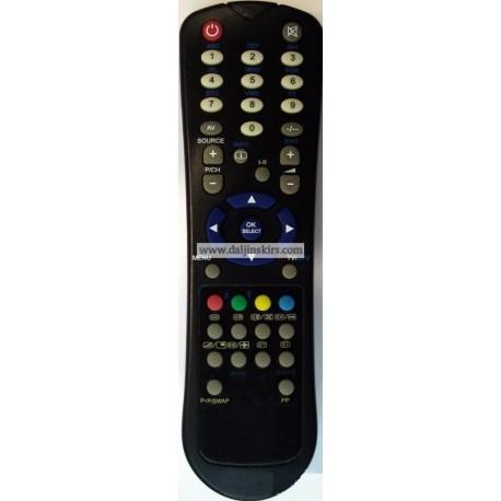 Daljinski za Hitachi Lcd RM-D875